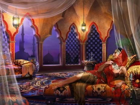 Арабский пасьянс